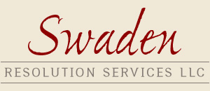 Swaden Resolution Services, LLC Logo